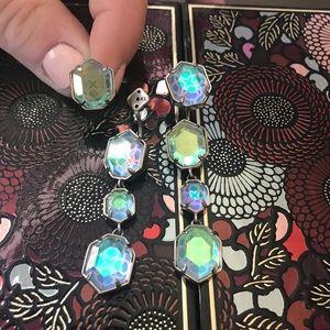 ❤️Kendra Scott Ruthie earrings can be worn 2 ways!